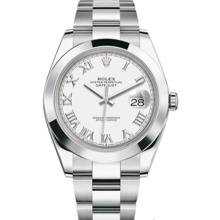 Часы Rolex Datejust 41mm Steel126300-0015