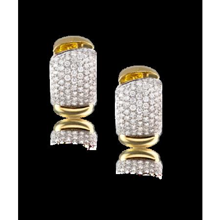Серьги Damiani  Diamonds