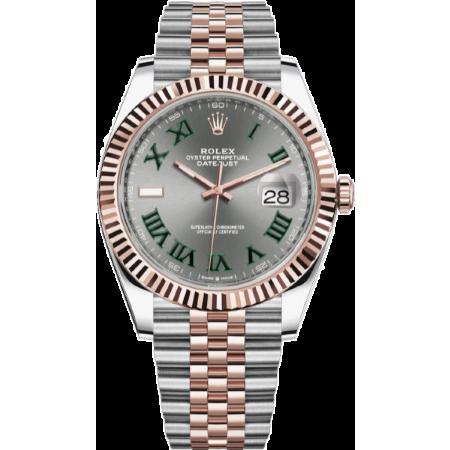 Часы Rolex Datejust Steel and Everose Gold 126331-0016