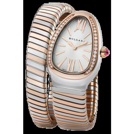 Часы Bulgari Bvlgari Serpenti Tubogas 102237 SP35C6SPGD.1T