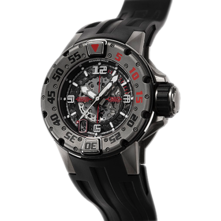 RICHARD MILLE WATCHES RM 028 DIVER'S