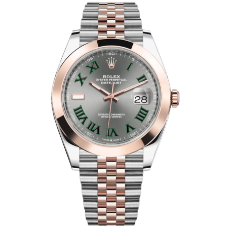 Часы Rolex Datejust 41mm Steel and Everose Gold 126301-0016