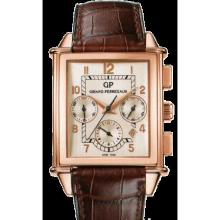 Часы Girard Perregaux Vintage 1945 XXL Chronograph25840 52 111 BAED