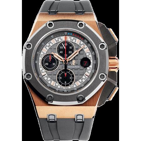 Часы AUDEMARS PIGUET Royal Oak Offshore Michael Schumacher 26568OM.OO.A004CA.01