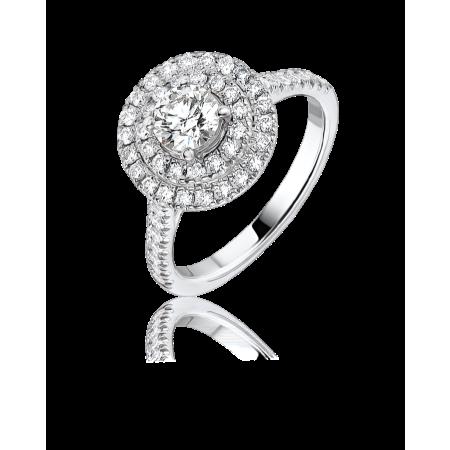 Кольцо RALFDIAMONDS  с бриллиантами.