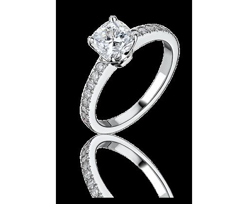 Tiffany Novo™ Помолвочное кольцо 1.01