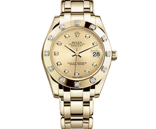 Rolex Pearlmaster Yellow Gold 29 mm