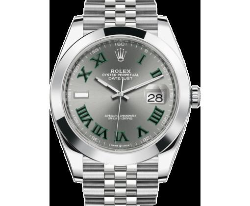 Rolex Datejust 41mm Steel 126300-0014