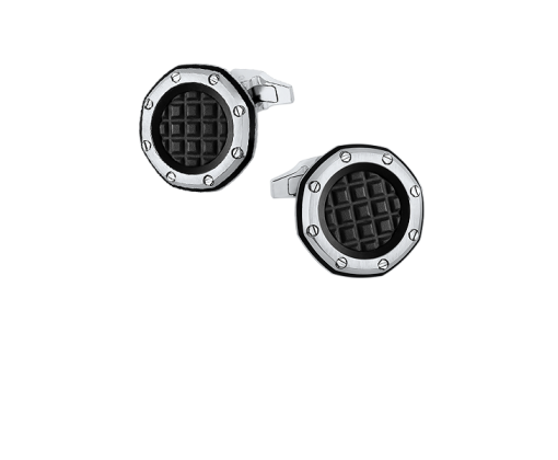 Audemars Piguet Cufflinks Royal Oak Offshore Запонки BM0724.SKU.04.N028