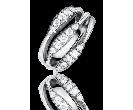 DAMIANI кольцо с бриллиантами.