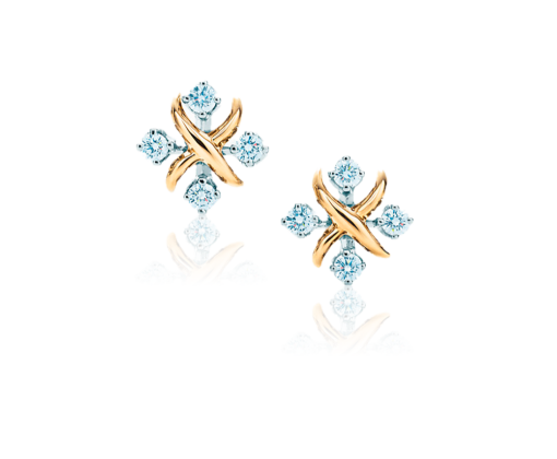 Tiffany & Co. Schlumberger Серьги Lynn