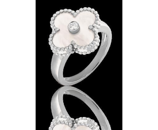 Van Cleef & Arpels кольцо Vintage Alhambra