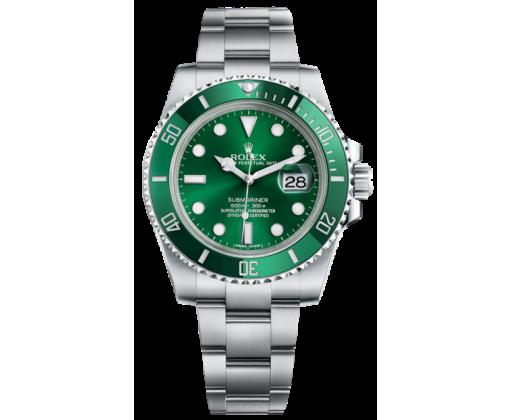 Rolex Submariner Date 40mm Steel Ceramic 116610LV 'Hulk'