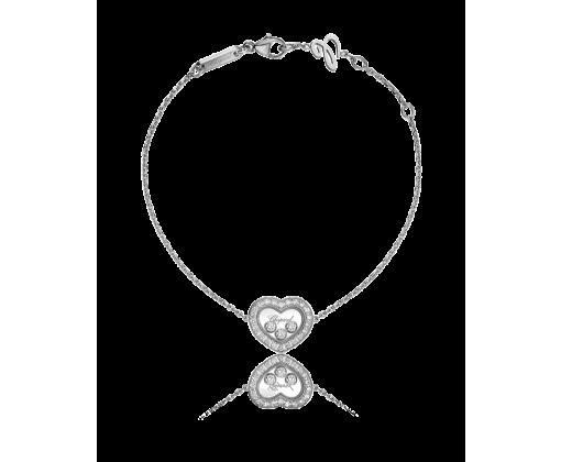 БРАСЛЕТ HAPPY DIAMONDS ICONS 85A054-1201