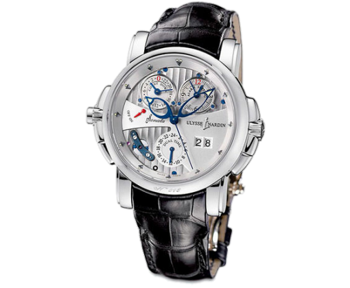 ULYSSE NARDIN CLASSICAL SONATA CATHEDRAL DUAL TIME