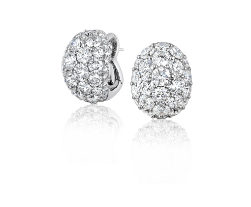 GRAFF BOMBE EARRINGS