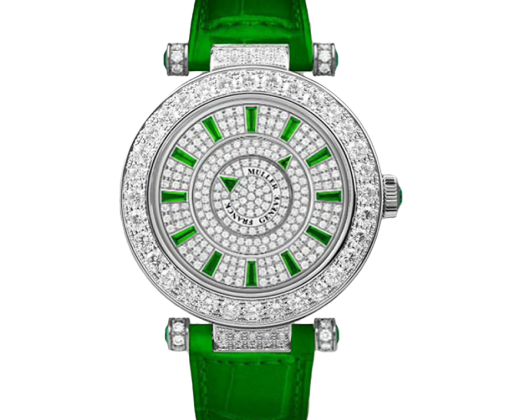 FRANCK MULLER CROCO Double Mystery Ronde