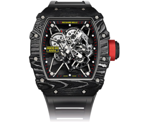 RICHARD MILLE RM 35-01  Mens collectoin RM 001-050 RM 35-01 Rafael Nadal