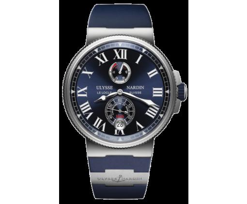Ulysse Nardin Marine Manufacture Chronometer 45 мм