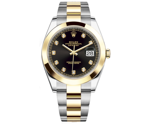ROLEX DATEJUST41MM STEEL AND YELLOW GOLD