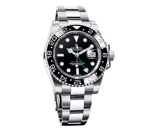 ROLEX GMT-MASTER II 40MM STEEL