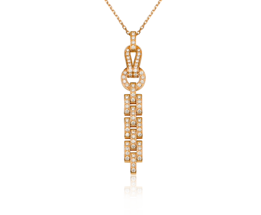 Cartier КОЛЬЕ AGRAFE N3029200