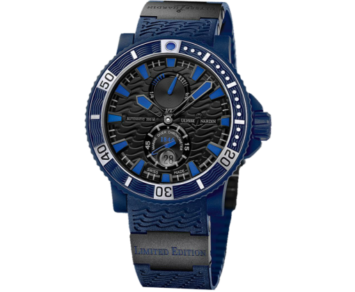 ULYSSE NARDIN MARINE BLUE SEA 45.8MM