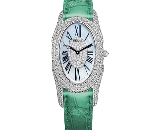 Chopard White Gold With Diamonds 137180-1001