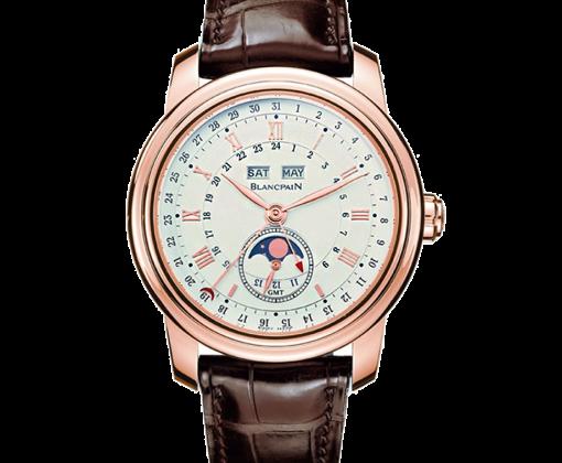 Blancpain  Le Brassus GMT Complete Calendar 4276-3642-55B