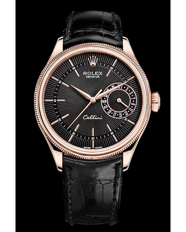 Часы Rolex Cellini Date Everose Gold 50515