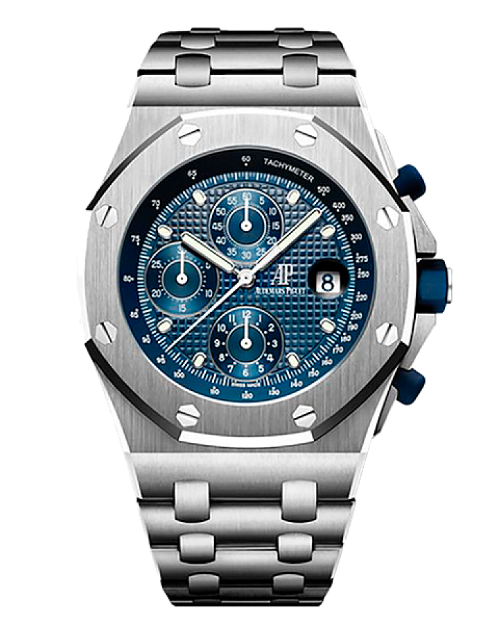 Часы AUDEMARS PIGUET Royal Oak Offshore Chronograph 42 mm 26237ST OO 1000ST 01