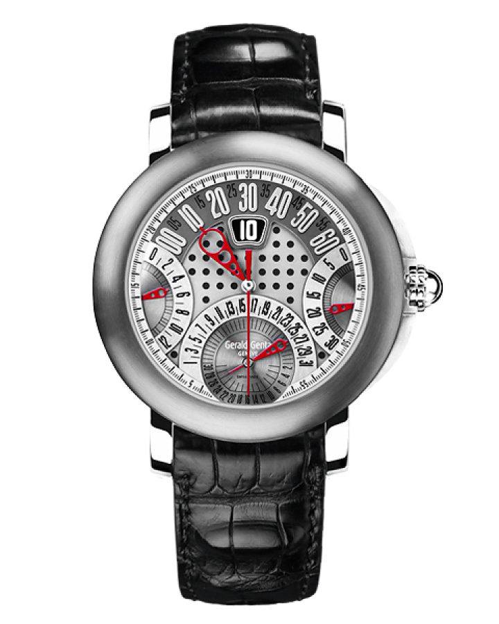 Часы Gerald Genta 18 ARENA CHRONO QUATTRO