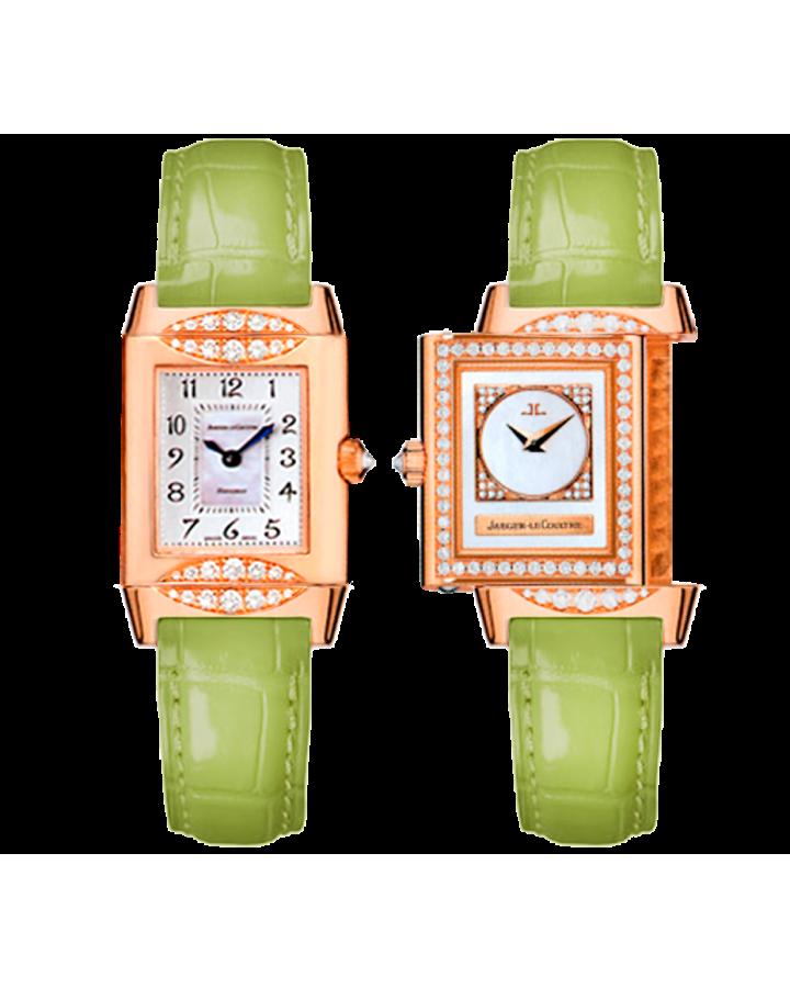 Часы Jaeger LeCoultre Reverso Duetto Joaillerie 2661413
