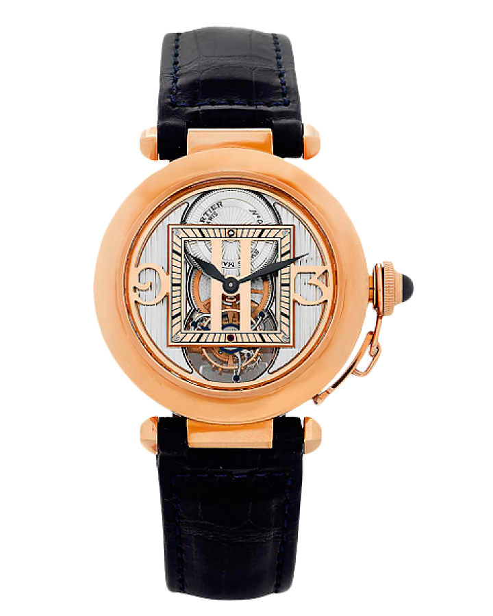 Часы Cartier Pasha Tourbillon Collection Privee Paris