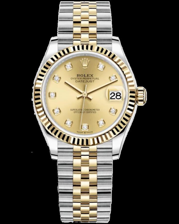 Часы Rolex Datejust 31mm Steel and Yellow Gold278273-0026