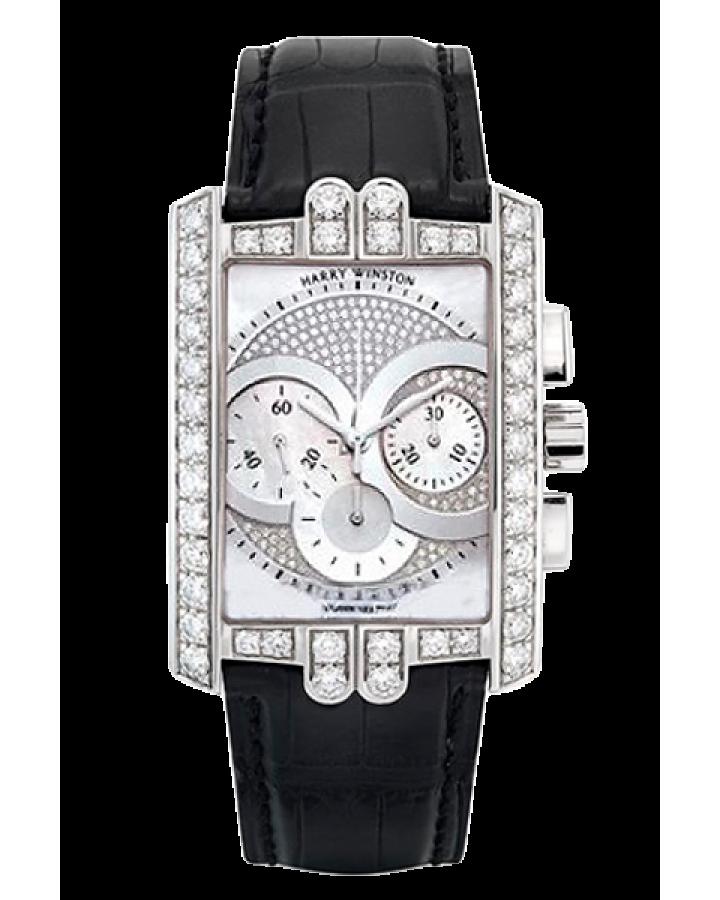 Часы Harry Winston Avenue C Chrono 330 MCAWL MD D3 1