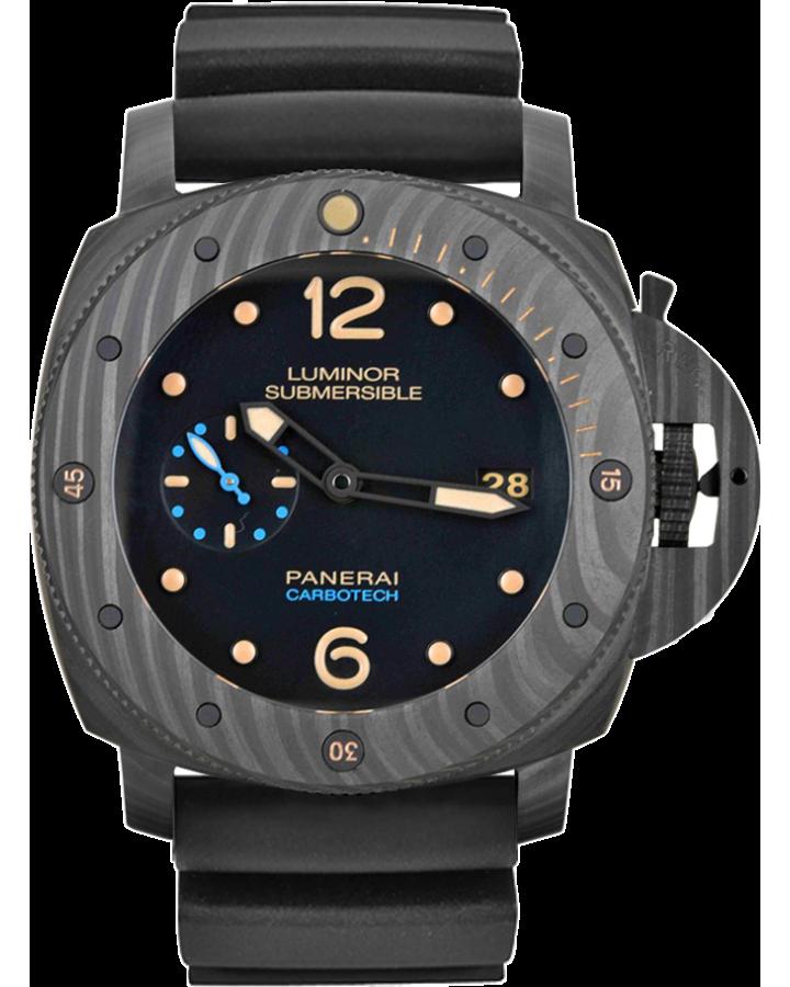 Часы Panerai RADIOMIR SUBMERSIBLE 1950 CARBOTECH PAM