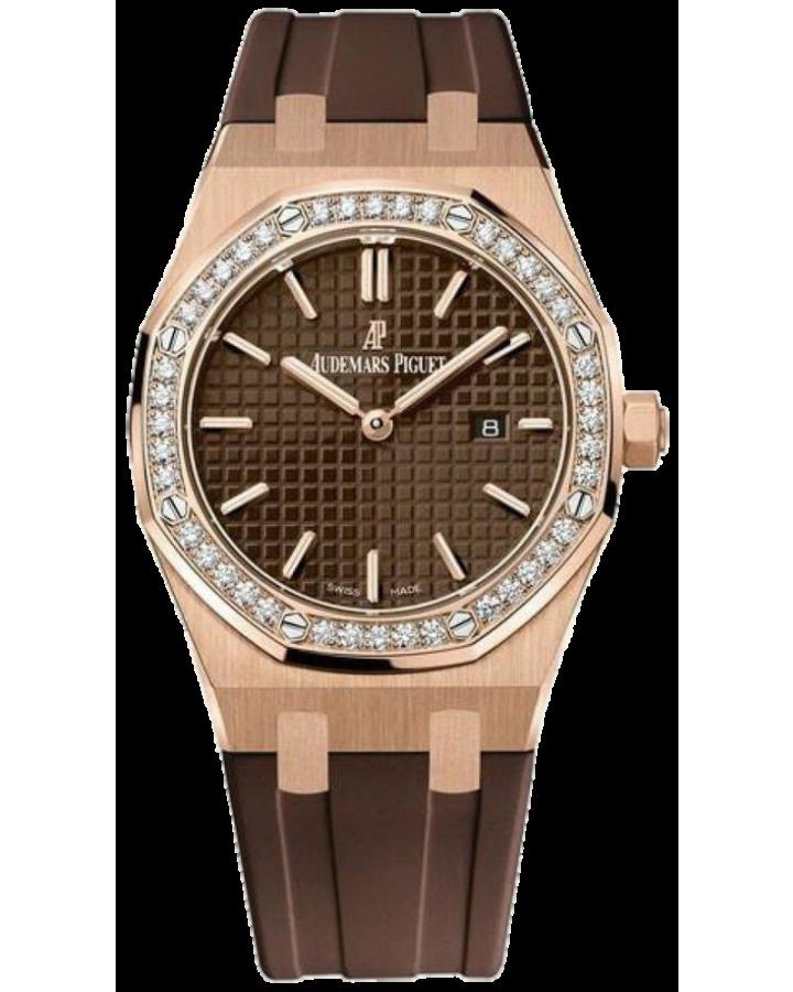 Часы AUDEMARS PIGUET Royal Oak Quartz Gold67651OR ZZ D080CA 01