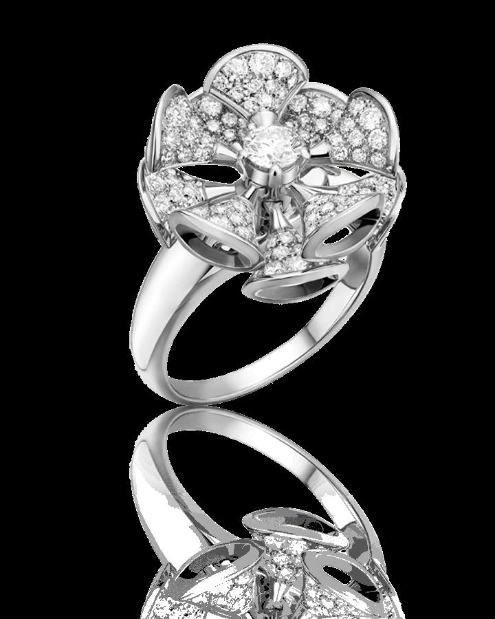 Кольцо BVLGARI  DIVAS' DREAM AN857079