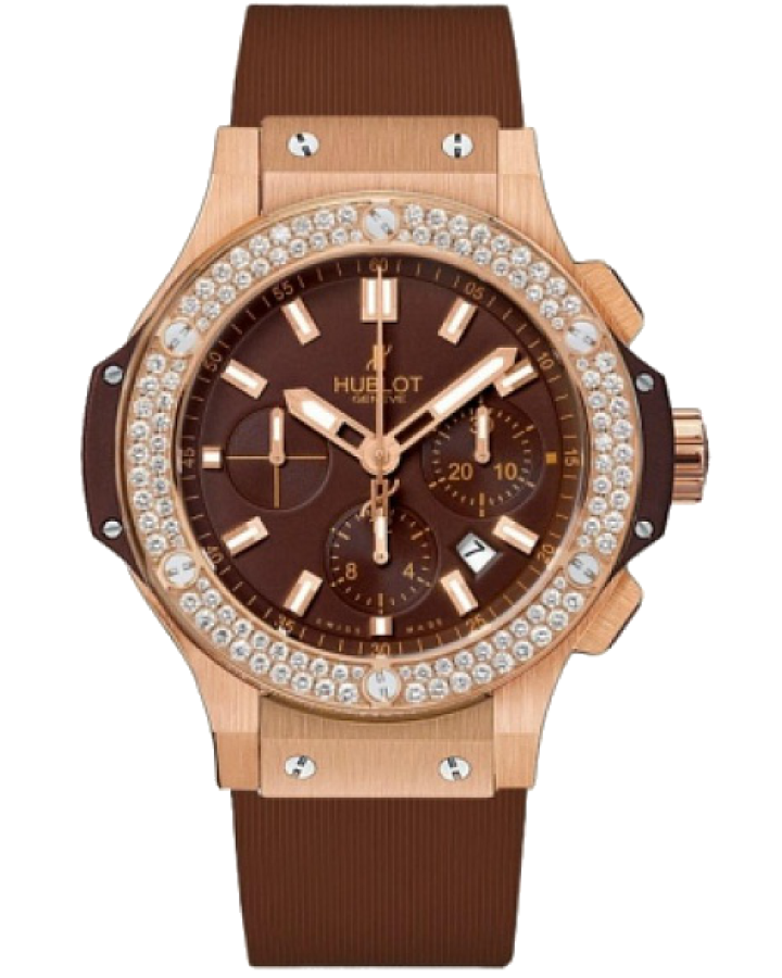 Часы Hublot Big Bang 44 MM Cappuccino Gold 301 PC 3180 RC 1104