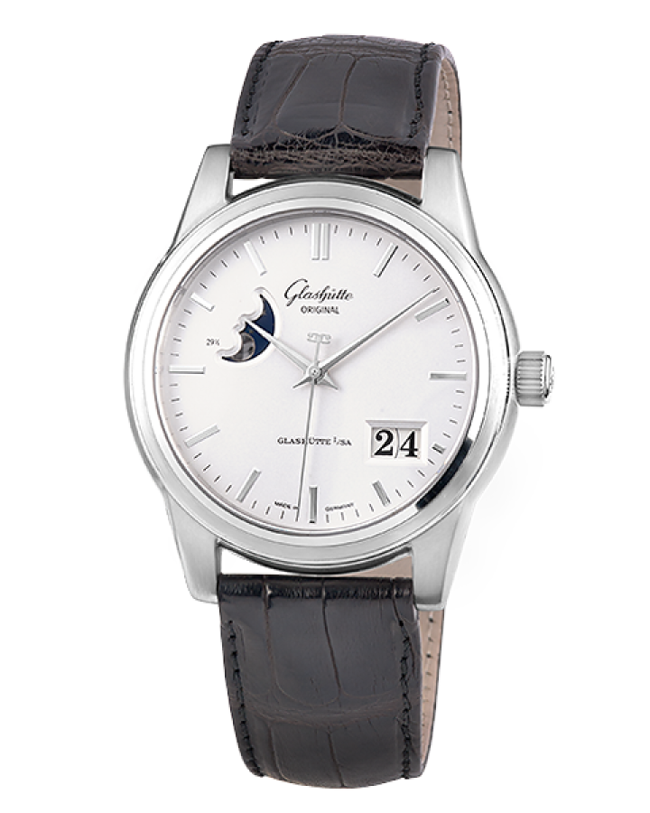 Часы Glashütte Original Senator Mondphasе