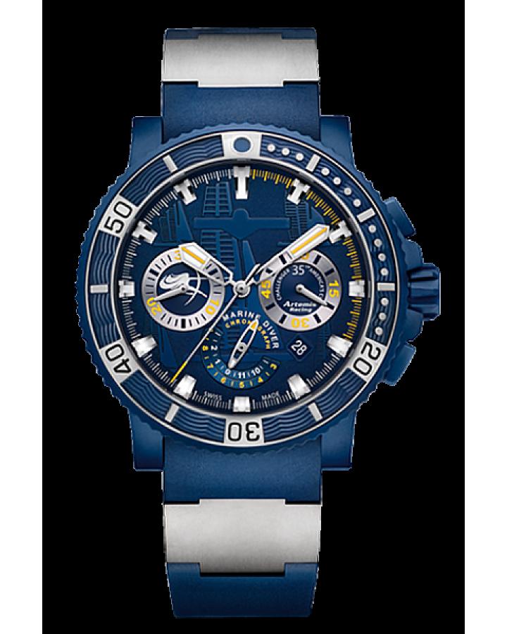 Часы Ulysse Nardin Diver Chronograph 353 98LE 3 ARTEMIS
