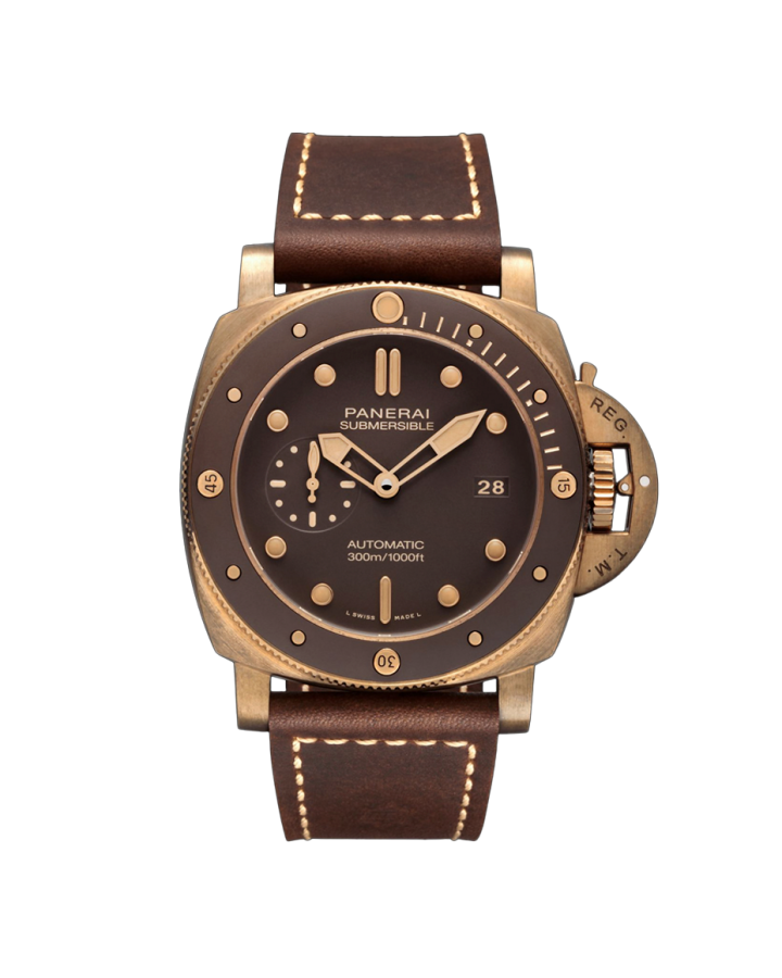 Часы Panerai SUBMERSIBLE BRONZO 47MM
