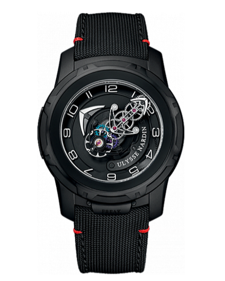 ULYSSE NARDIN Freak 2053-132/BLACK