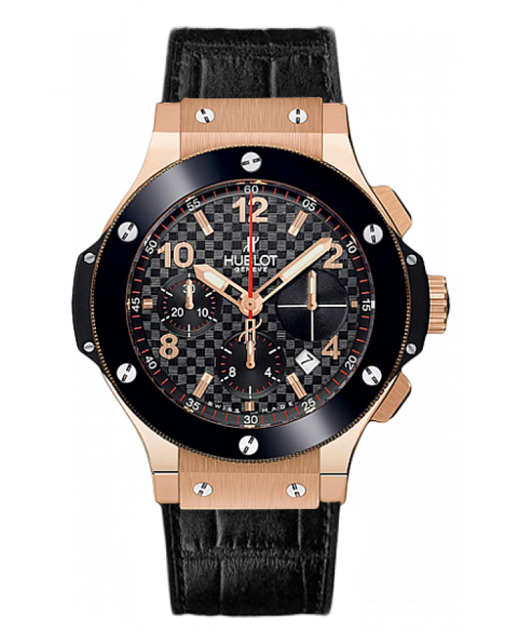 Часы Hublot BIG BANG 44 MM GOLD CERAMIC