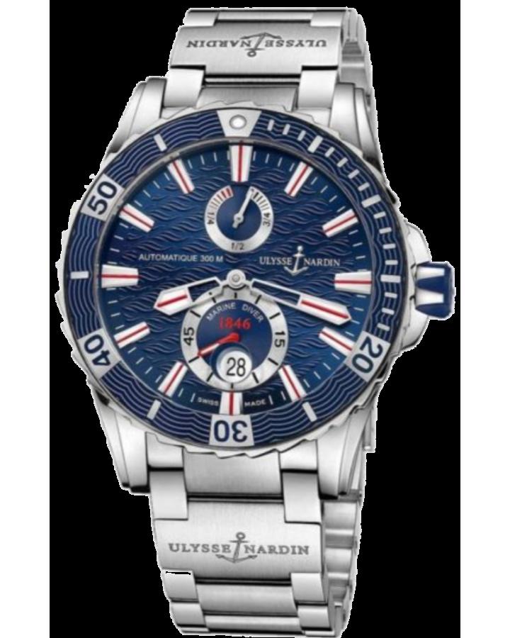Часы Ulysse Nardin Diver Marine Diver263-10-7M/93