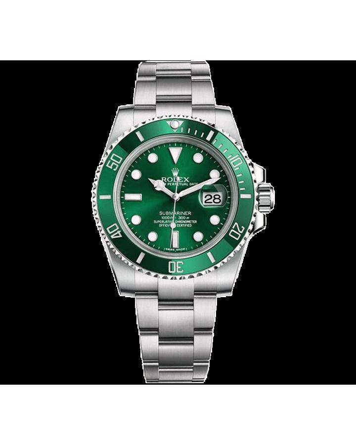 Часы Rolex SUBMARINER DATE 40MM STEEL CERAMIC 116610LV