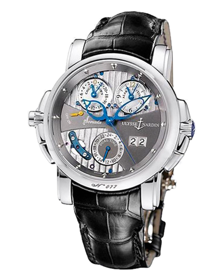 Часы Ulysse Nardin COMPLICATIONS SONATA CATHEDRAL DUAL TIME