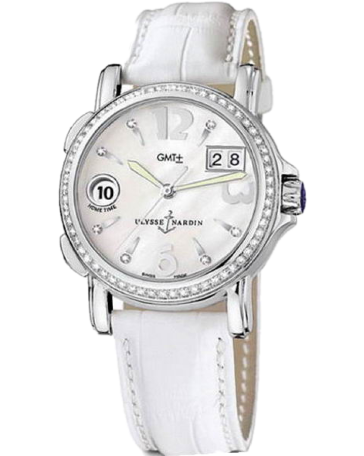 Часы Ulysse Nardin FCTIONAL  DUAL TIME LADIES SMALL SECONDS