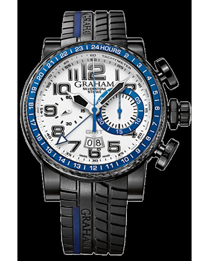 Часы Graham Big Silverstone GMT